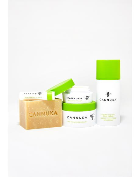 CBD Nourishing Body Cream