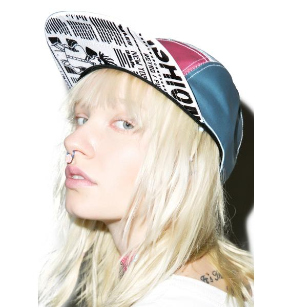 Joyrich Rich Tech Color Block Cap