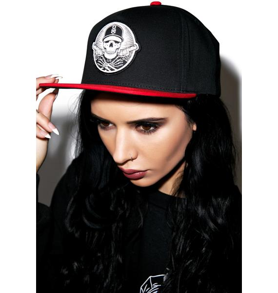 Rebel8 Any Means Snapback