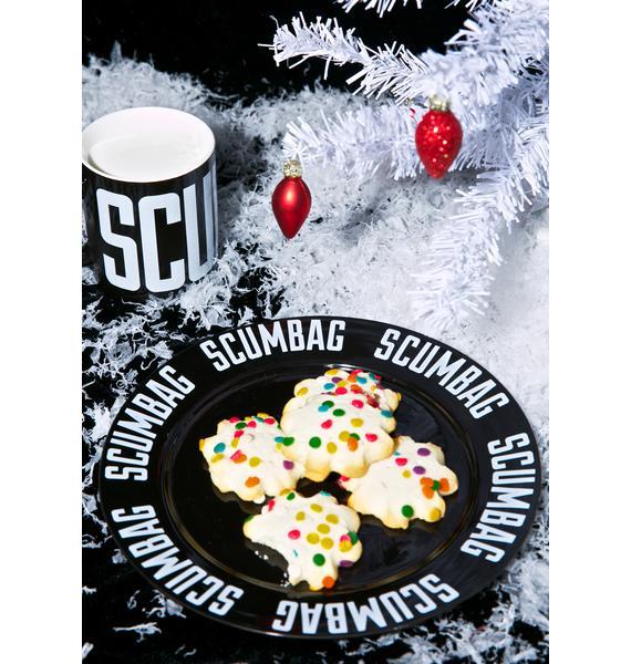 Sourpuss Clothing Scumbag Plate