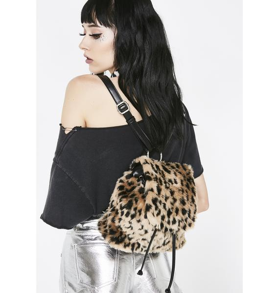 Current Mood Playful Pounce Leopard Backpack