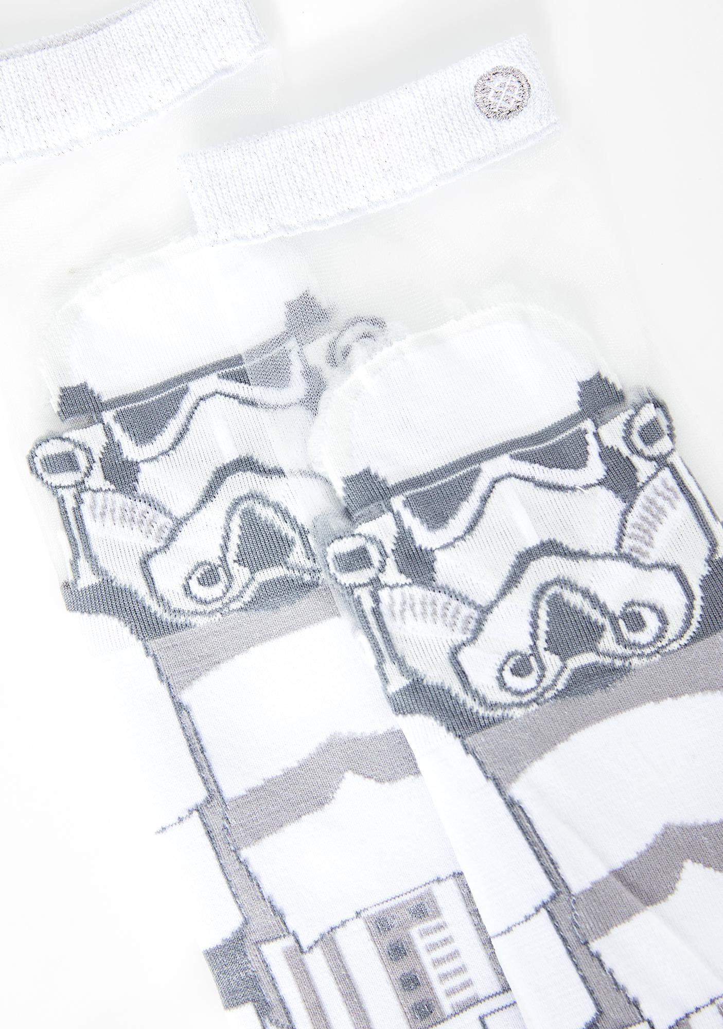 Stance Storm Trooper Monofilament Socks