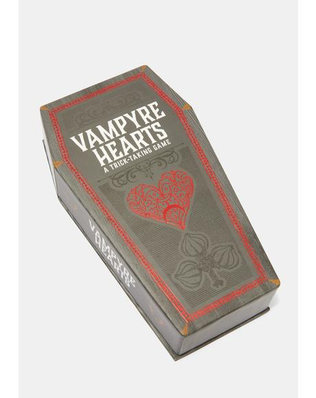 Vampyre Hearts Card Game