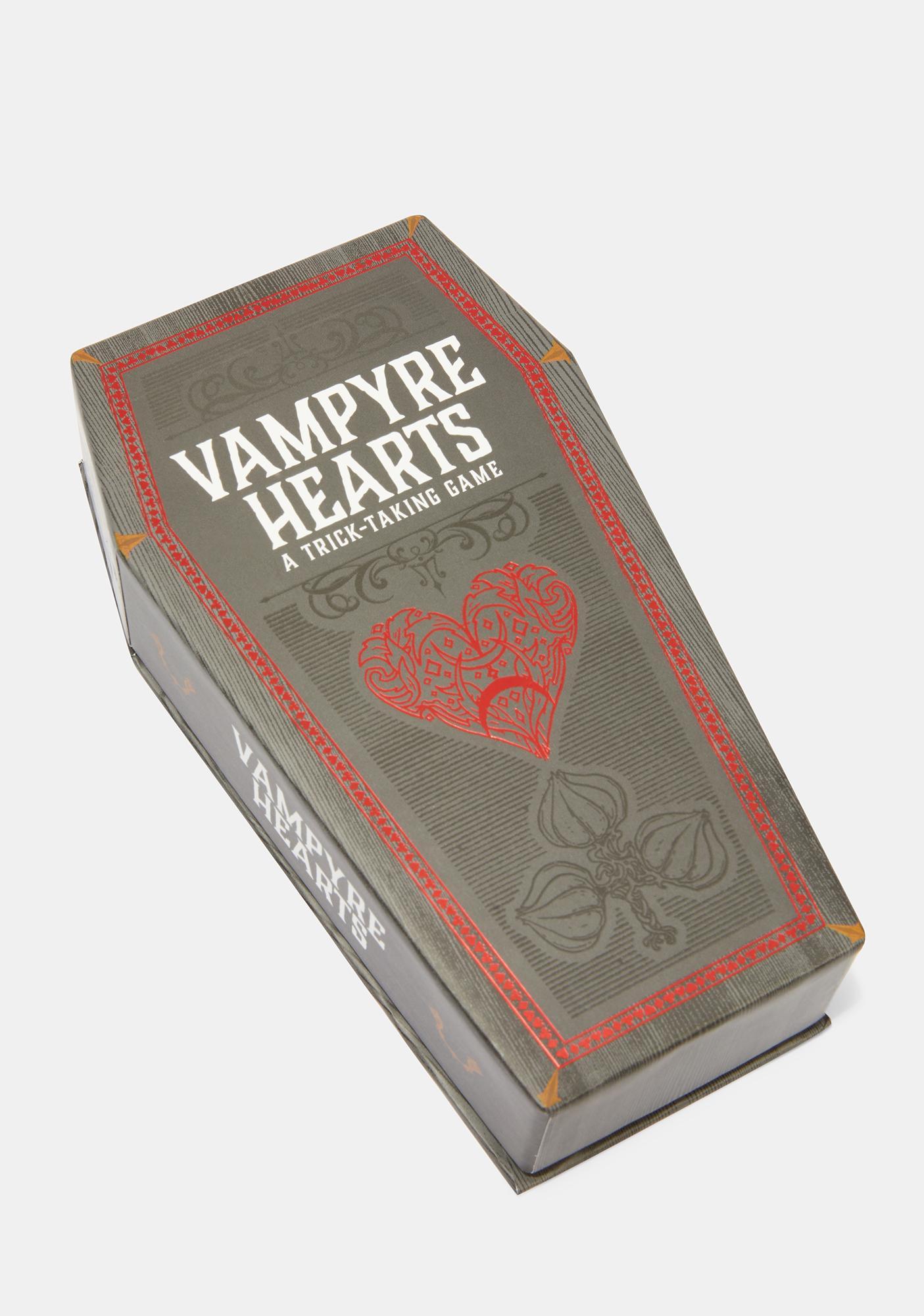 Vampyre Hearts Card Game