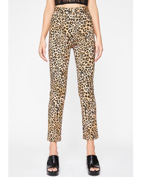 Stubborn She Cat Skinny Jeans