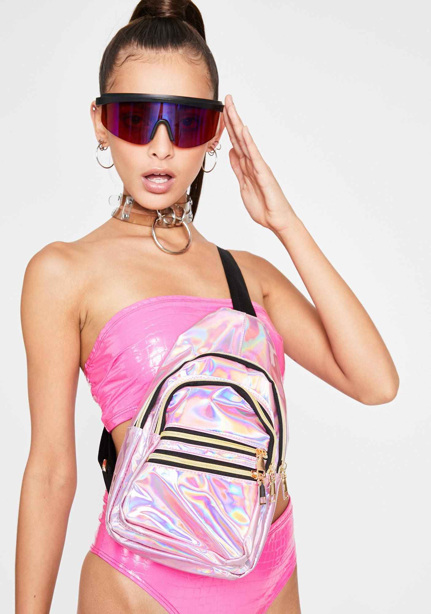 Holla'graphic Hype Mini Backpack