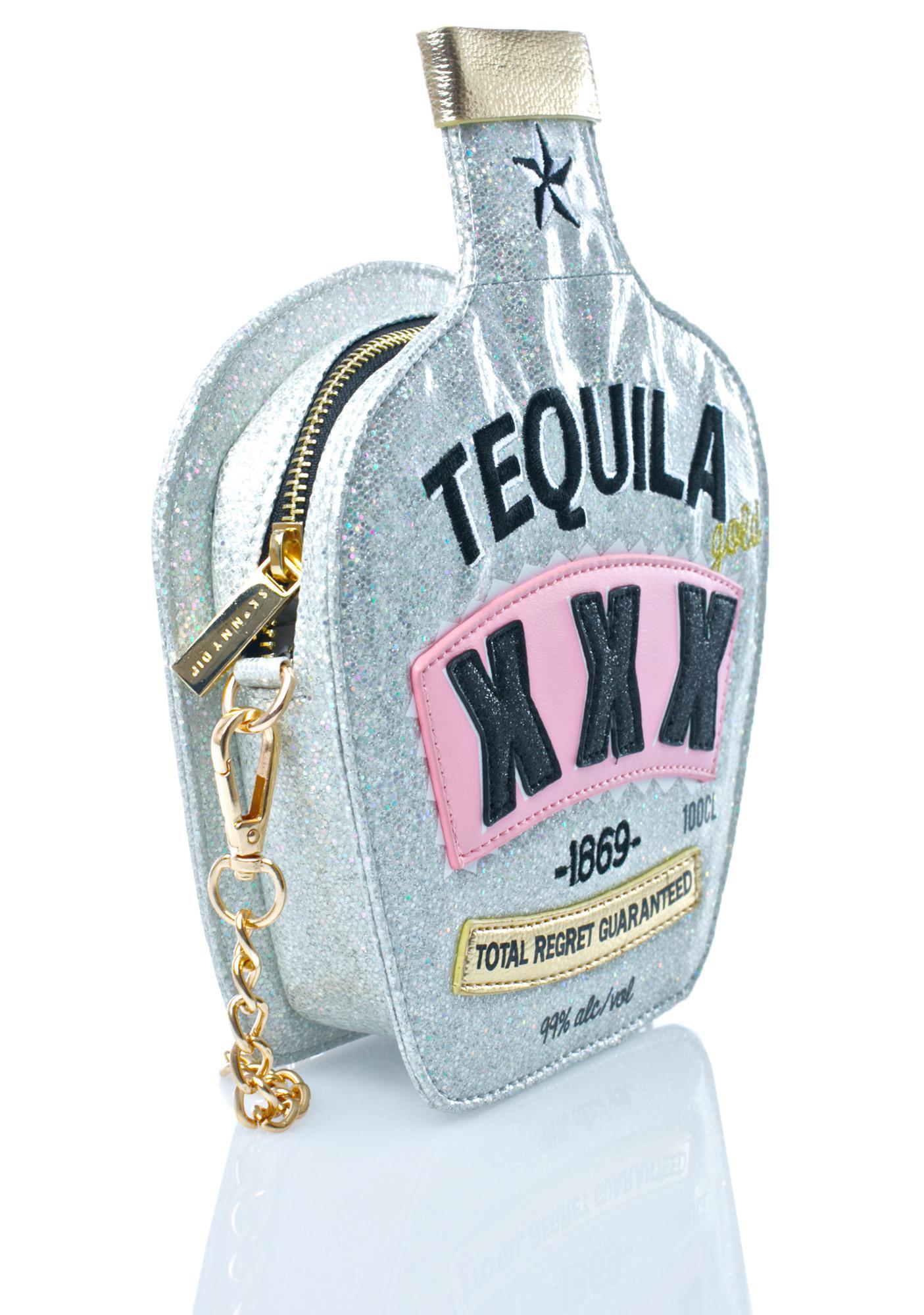 Skinnydip Tequila Cross Body Bag
