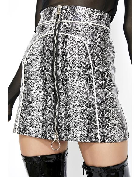Switchblade Sis Mini Skirt