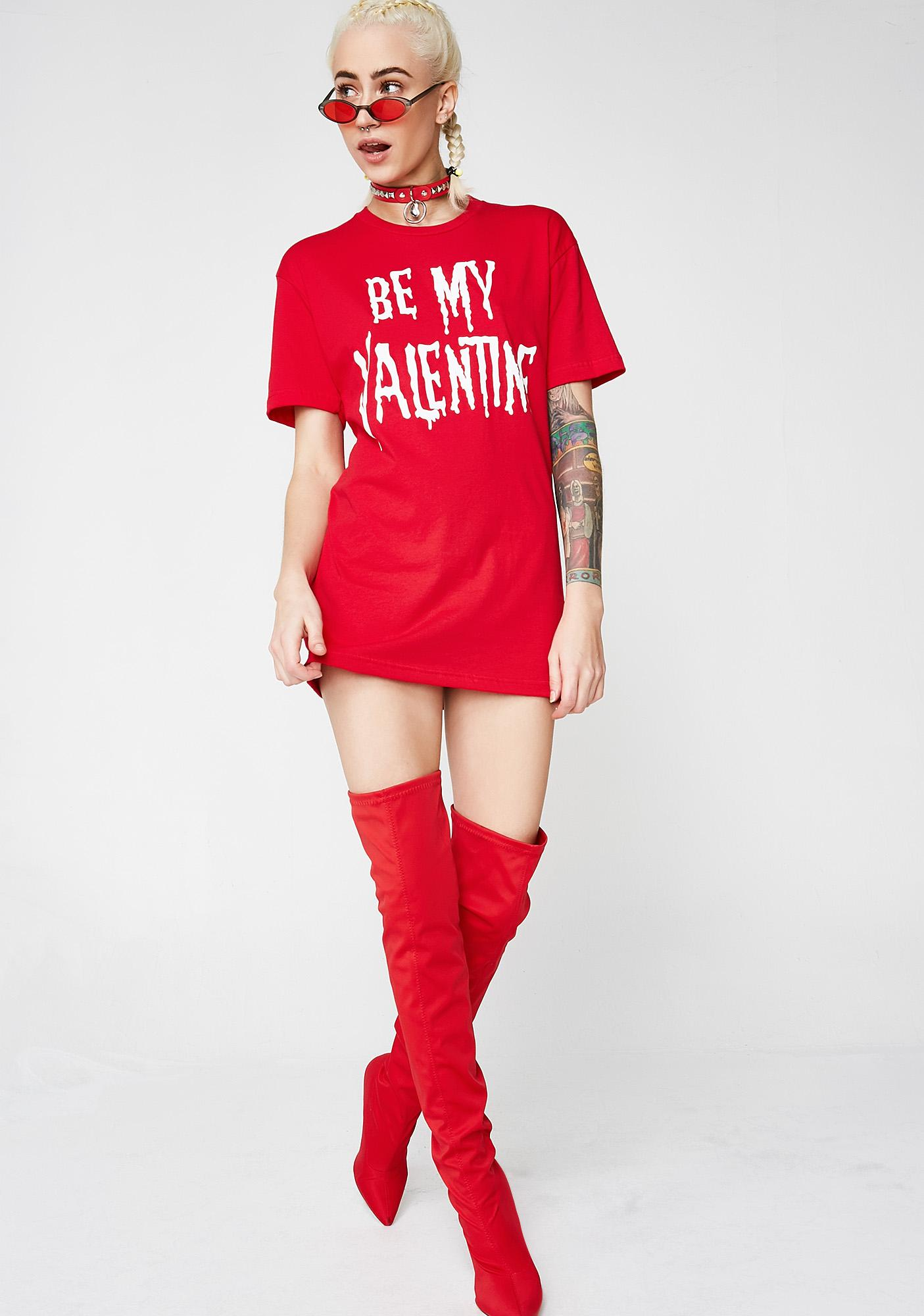 Be My Bloody Valentine Tee