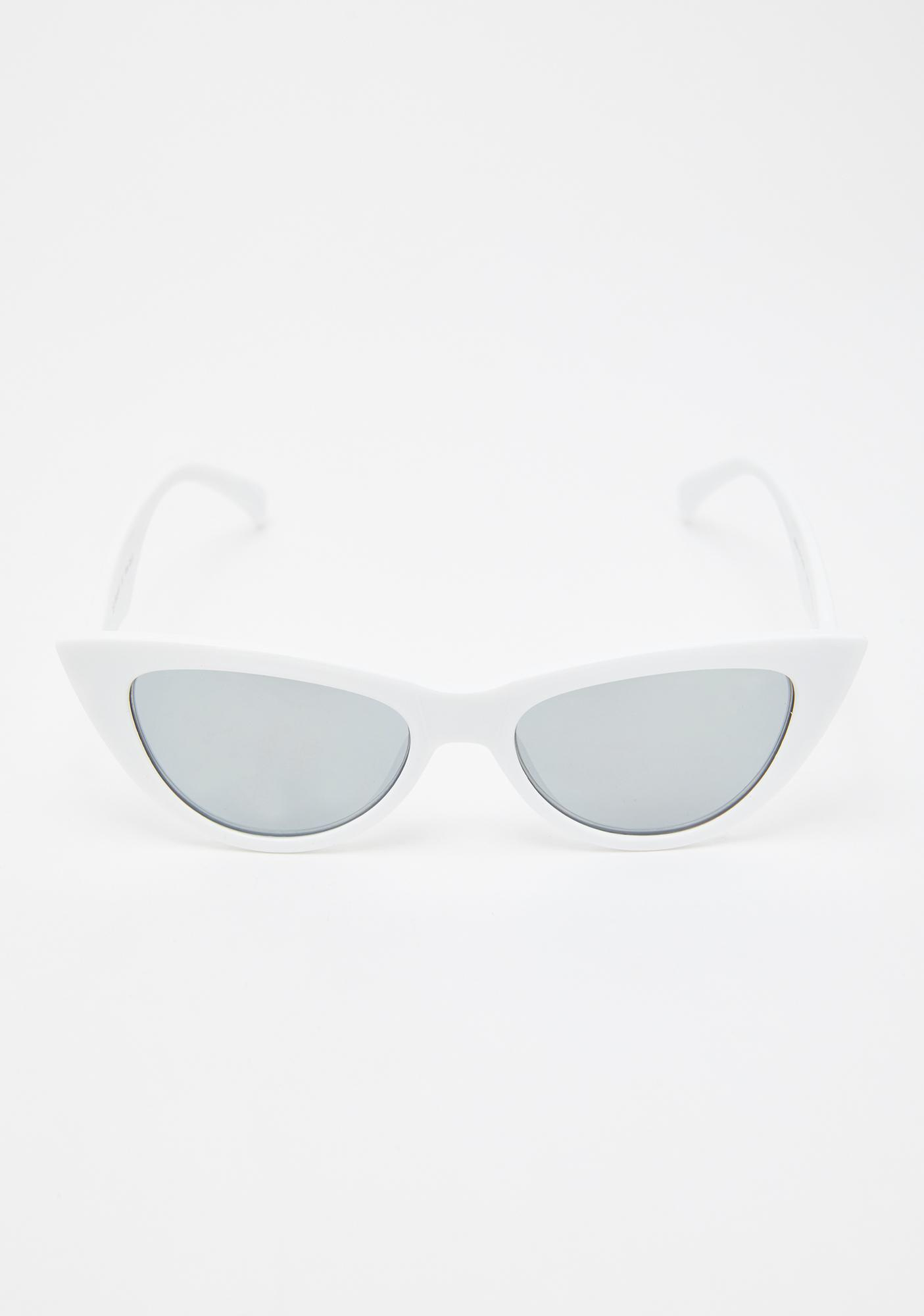 Hollywood Babe Cat Eye Sunglasses