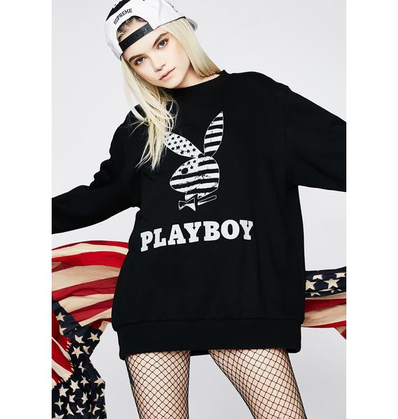 Vintage Playboy Sport Sweatshirt