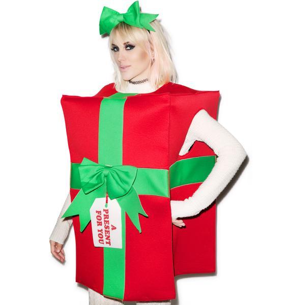 Sazac  Present Costume