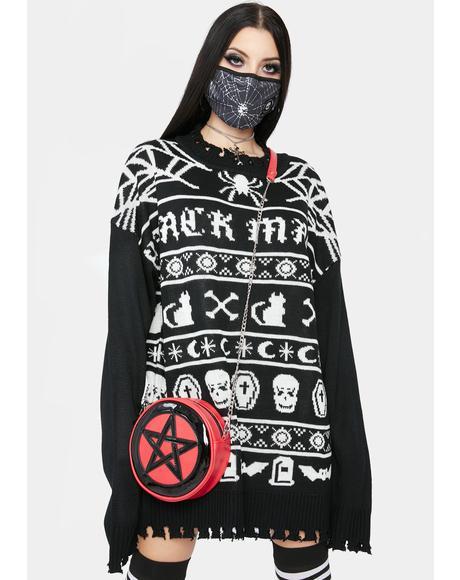 Holiday Spiritz Halloween Sweater