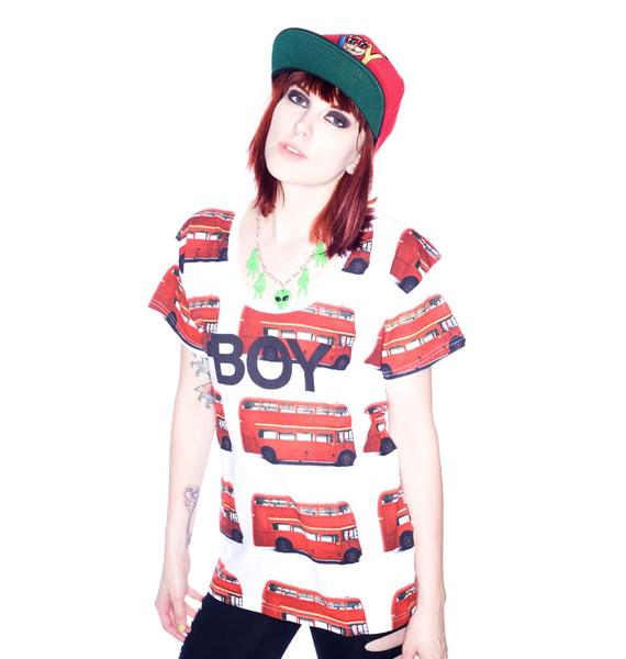 Joyrich London Boy Box Big Tee