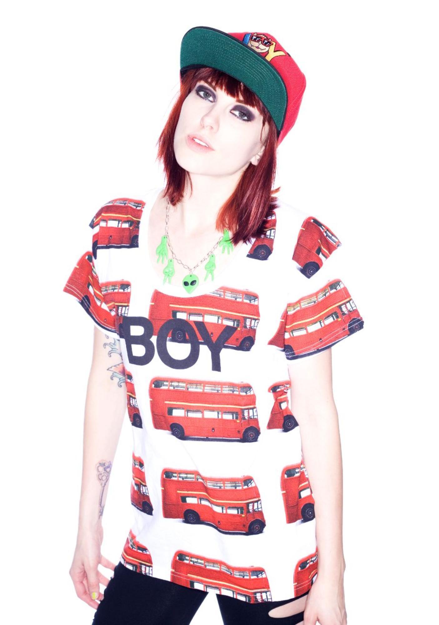 Joyrich London Boy Box Big Tee