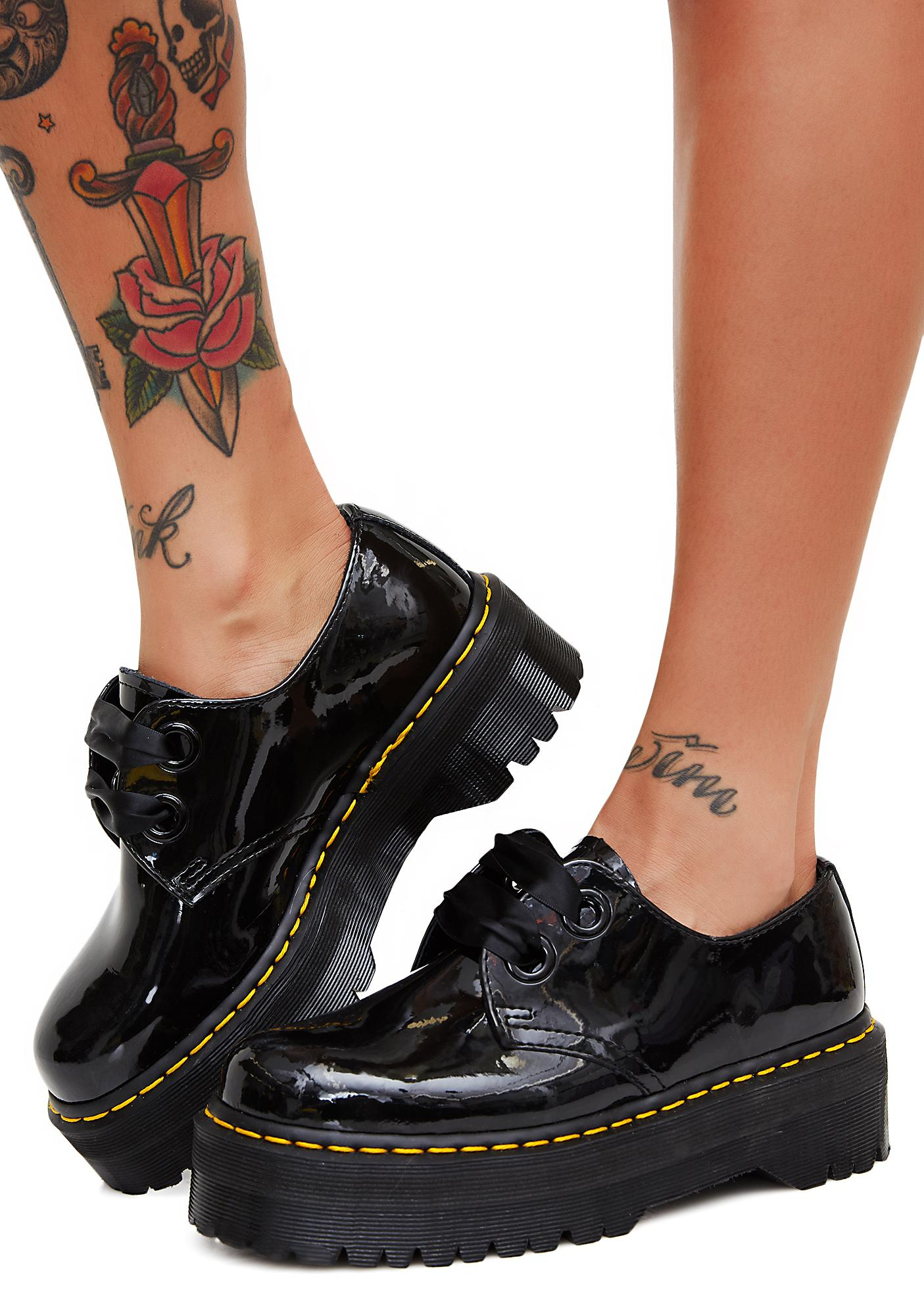 doc martens holly patent