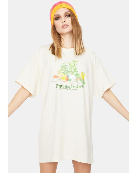 Plant Death Graphic Tee