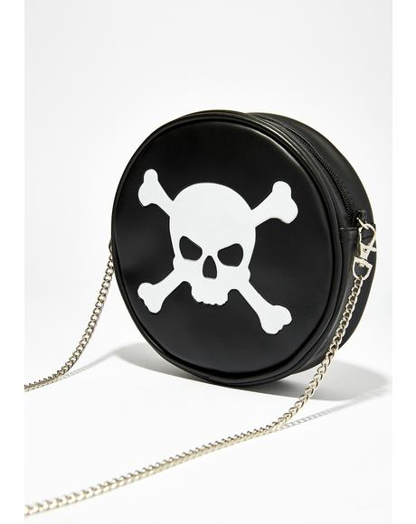 Til Ya Death Crossbody Bag