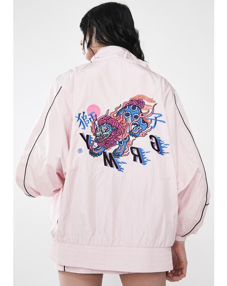 Urmah Dojo Dragon Track Jacket