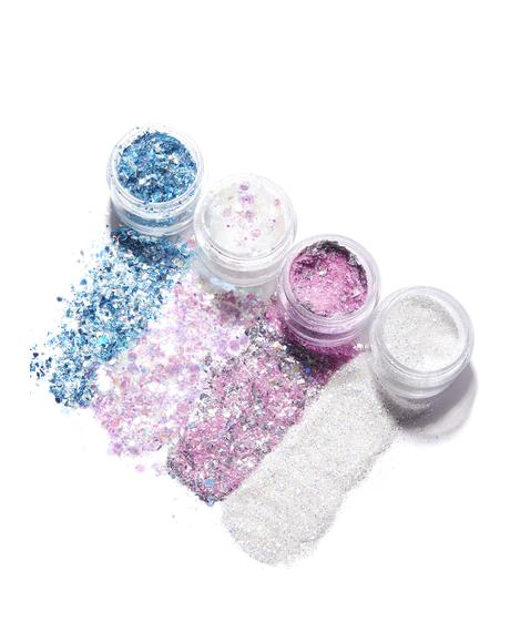 Mermaid Glitter And Gem Set