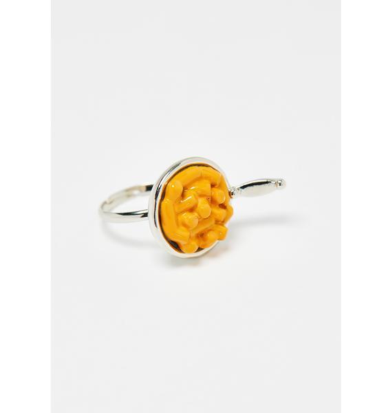 Mac N' Cheesey Ring