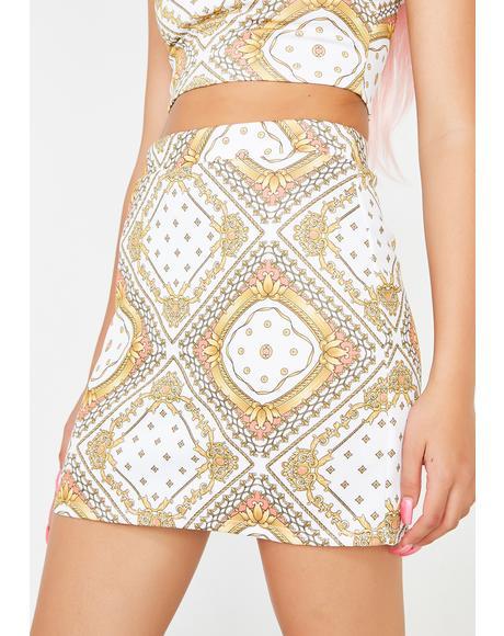 Open Tab Skirt