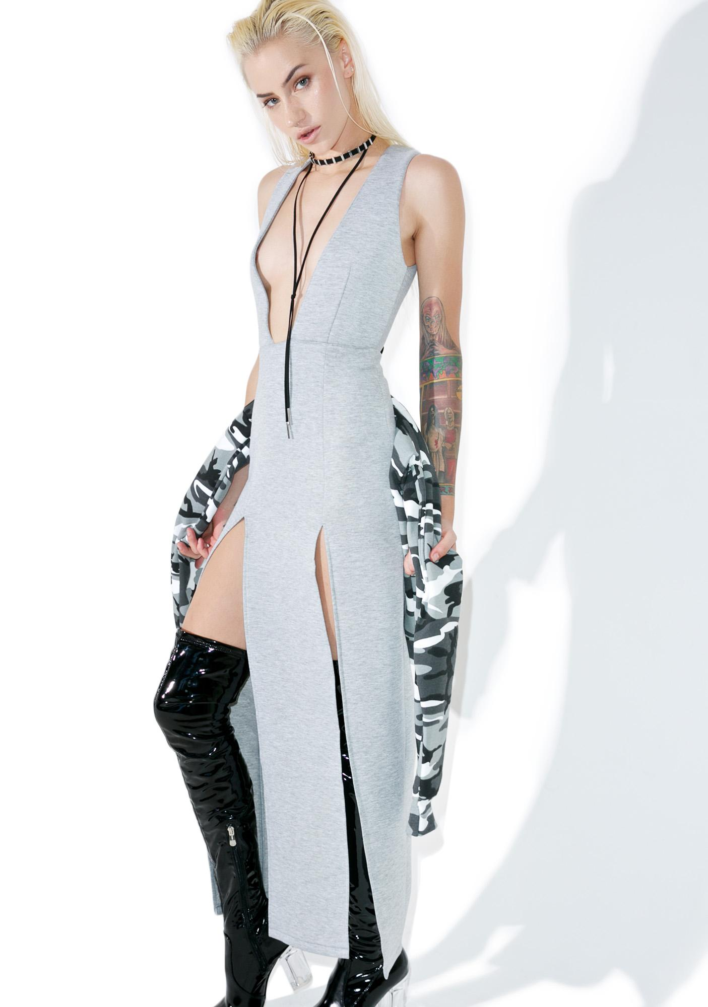 Nightwalker Jack N Jill Maxi Dress