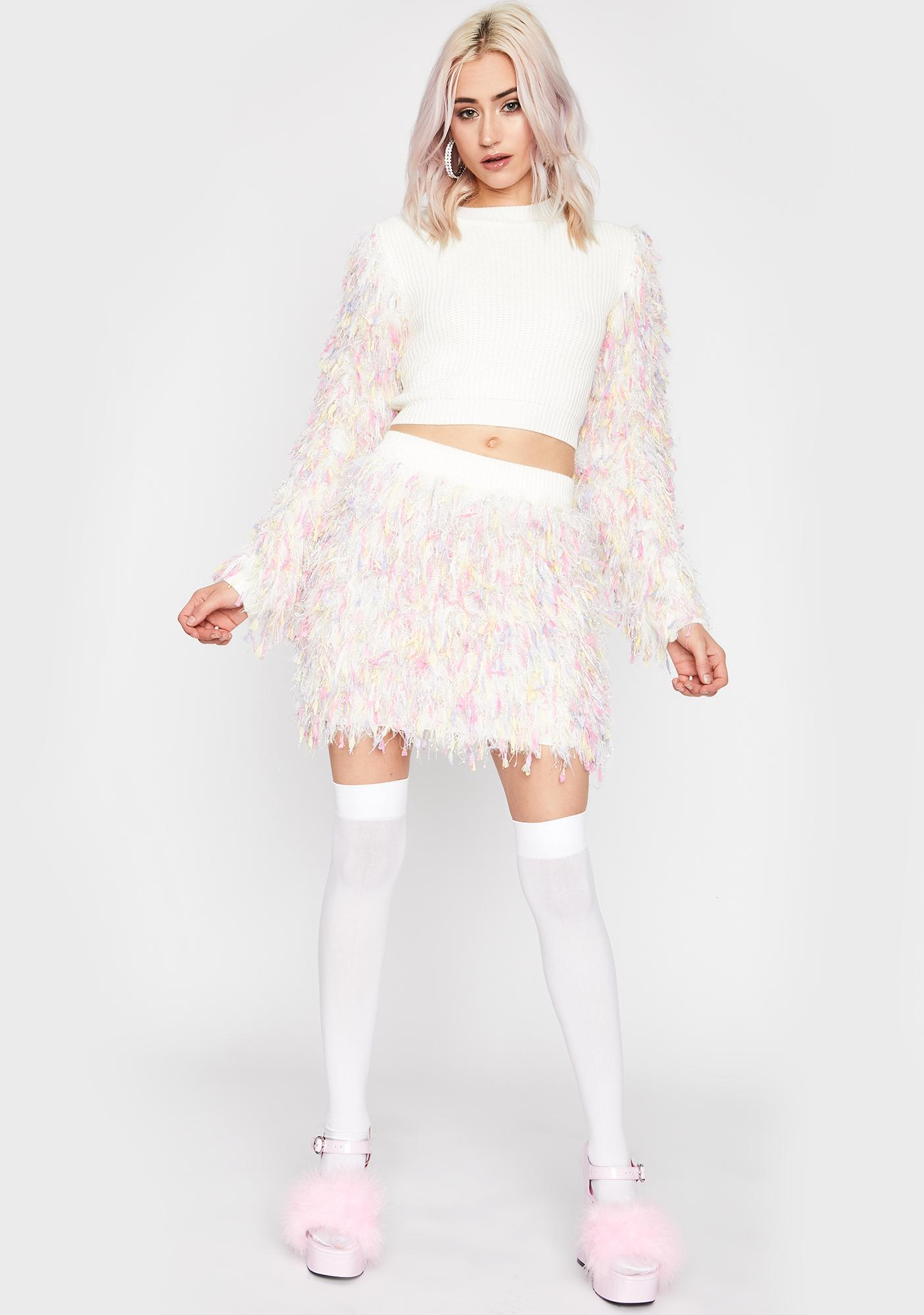Confetti Couture Fuzzy Set