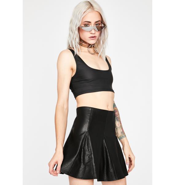 Bitter Romance Mini Skirt