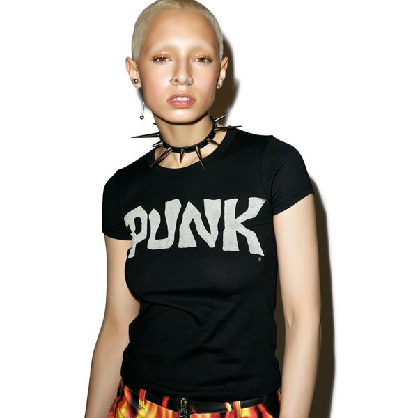Tripp NYC Punk Logo T-Shirt