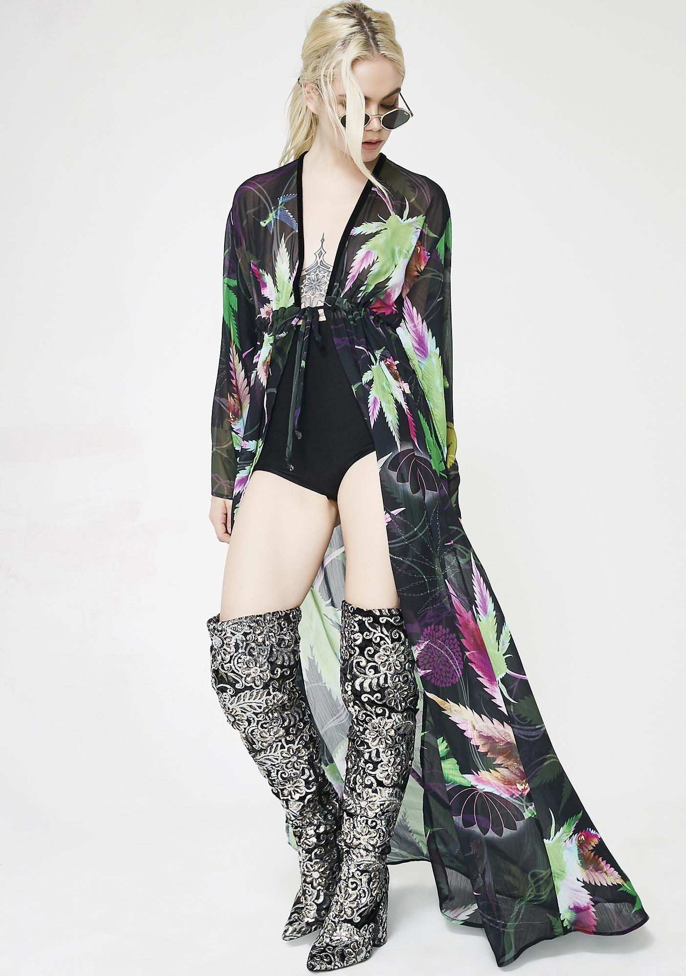Dank Duchess Kimono