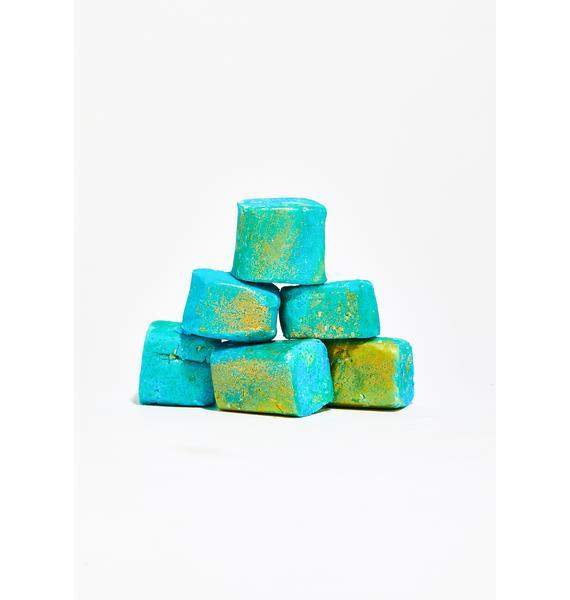 New York's Bathhouse  Coconut Dreams Marshmallow Bubble Bars
