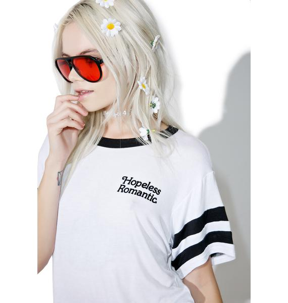 Daydreamer Hopeless Romantic Tee