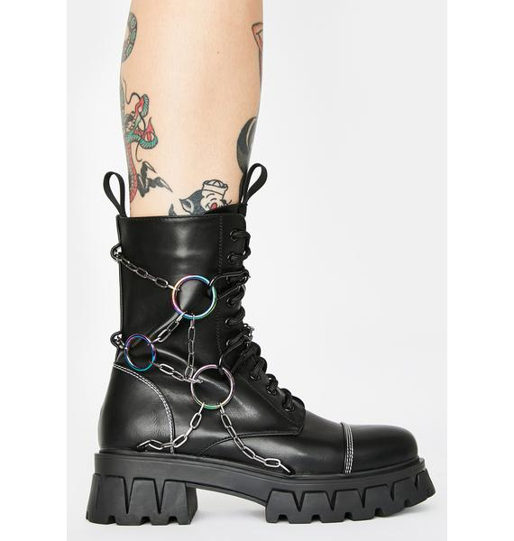 Koi Footwear Cyrus Ankle Boots