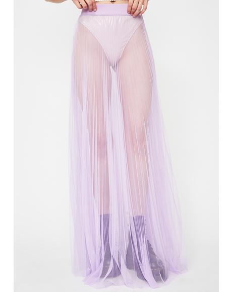 Fairy Fall From Grace Maxi Skirt