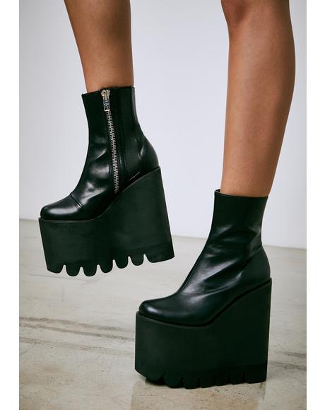 Underground Sound Platform Boots
