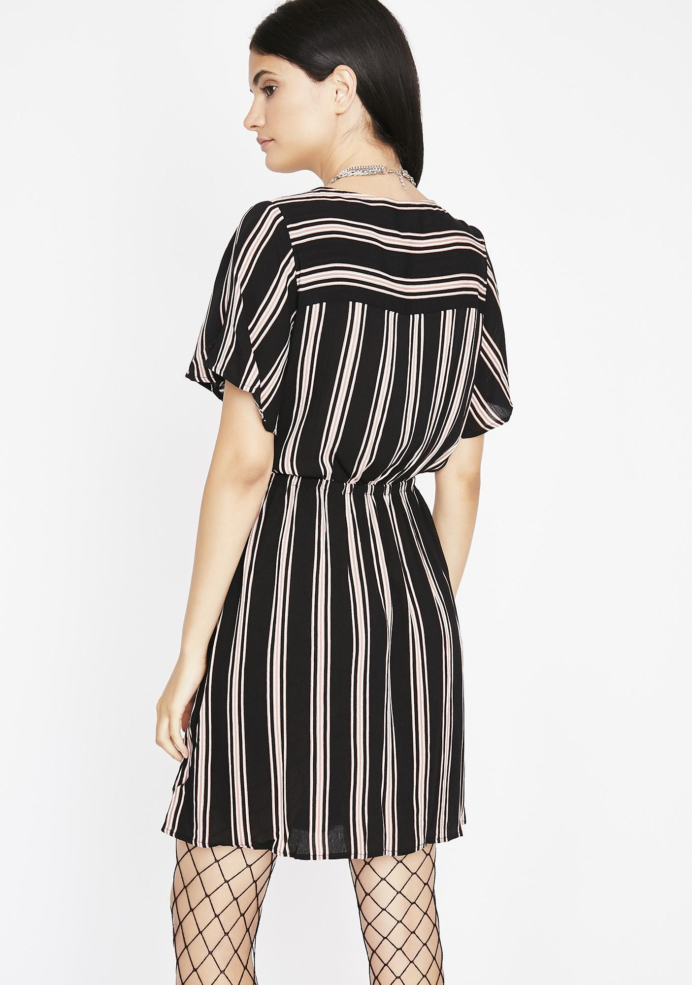 Lasting Friendships Stripe Dress
