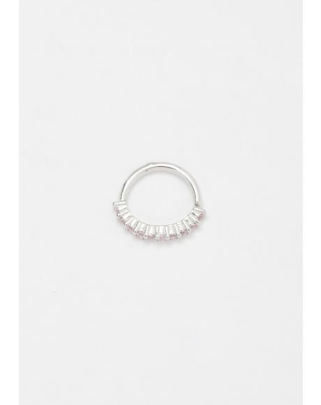 Studded Smilez Lip Ring