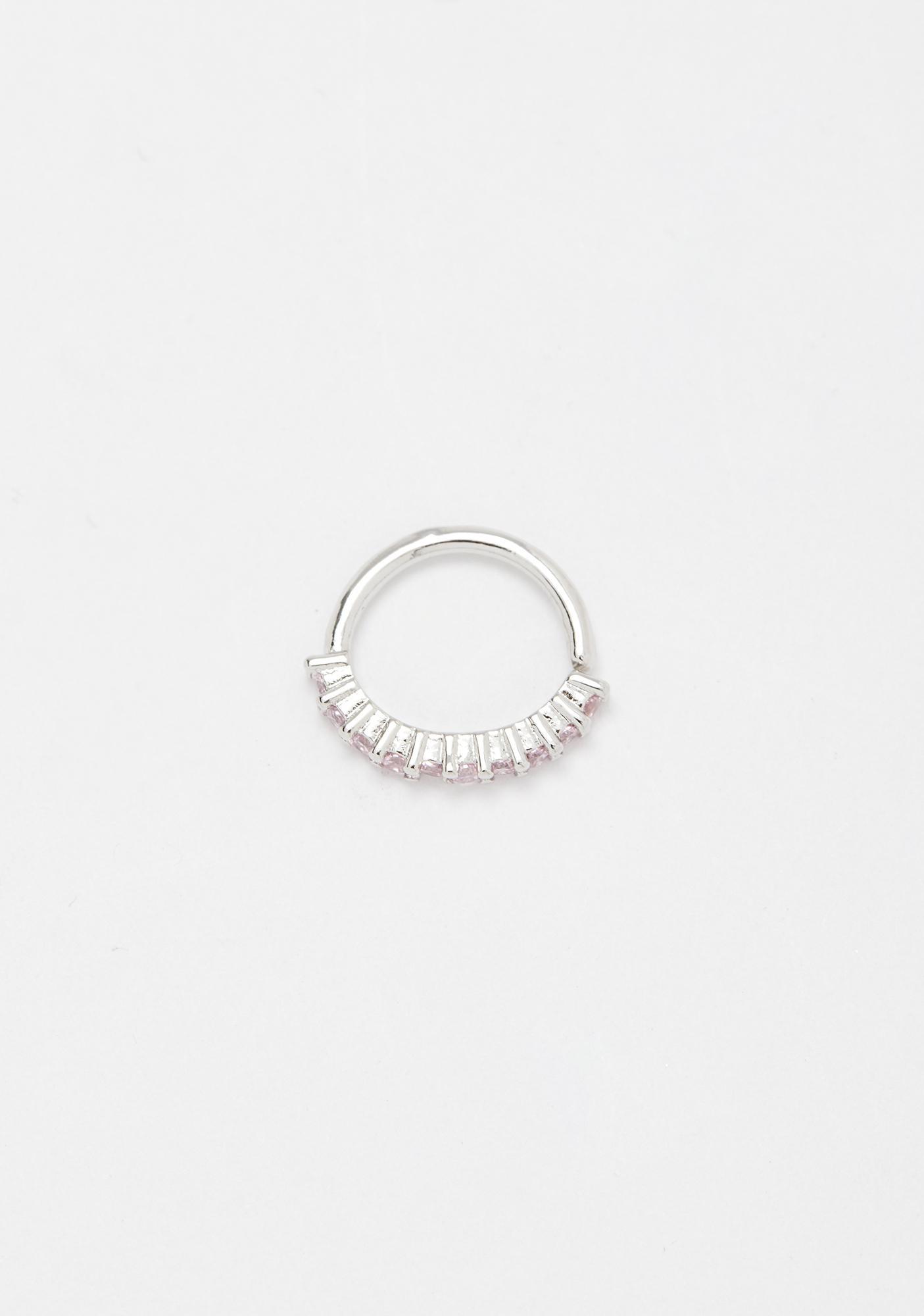 Studded Smilez Lip Ring