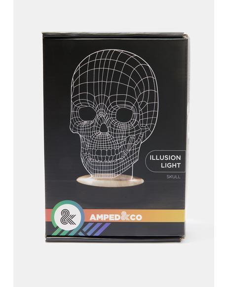 Skull Illusion Light