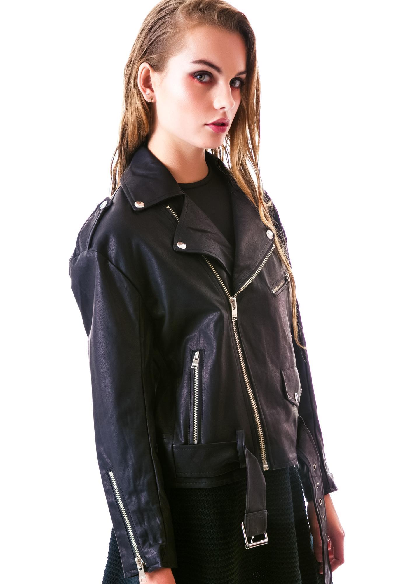 UNIF Slacker Moto Jacket