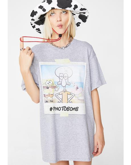 Photobomb Graphic Tee