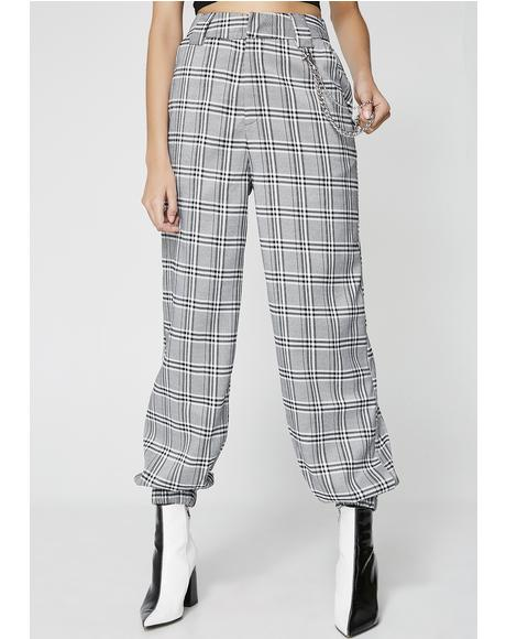 Plaid Cobain Pants
