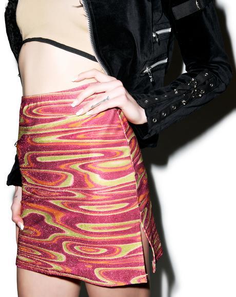 Mod World Skirt