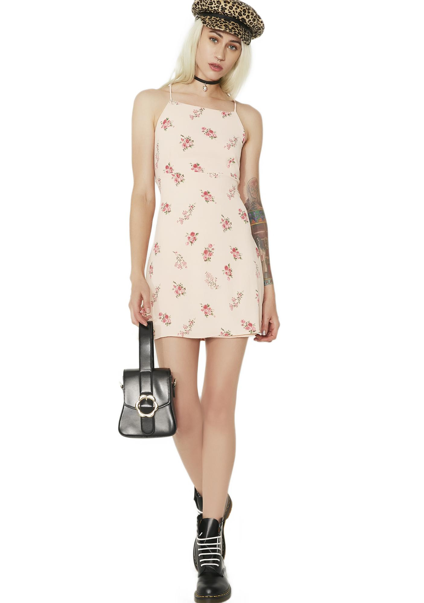 Flower Fairy Tank Dress