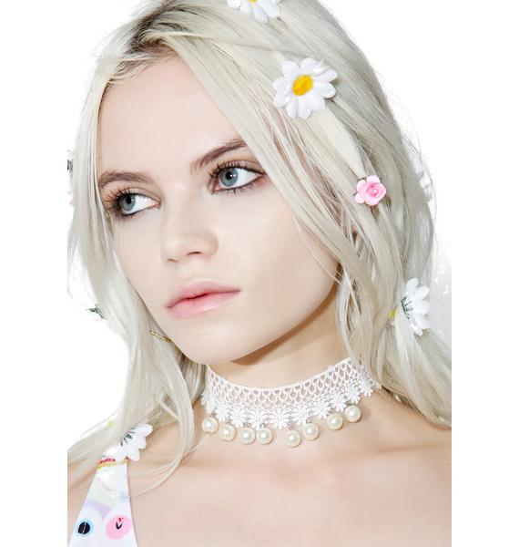 Pearlescent Choker