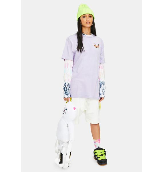 RIPNDIP Butterfly Graphic Tee