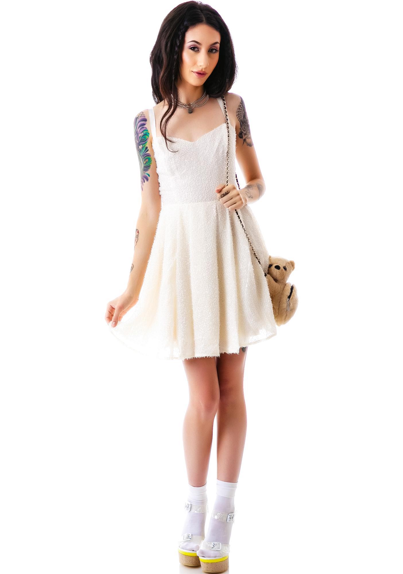 Not So Last Summer Ribbon Dress