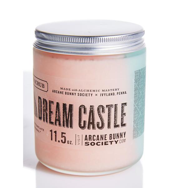 Arcane Bunny Society Back To Dream Castle Sugar Scrub