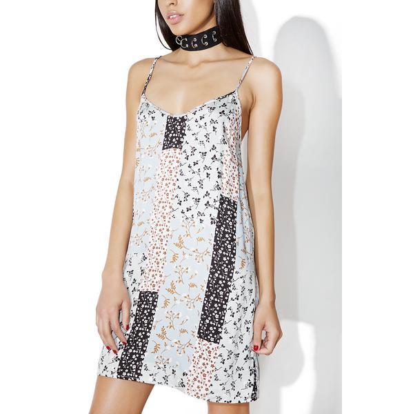 Smile More Slip Dress